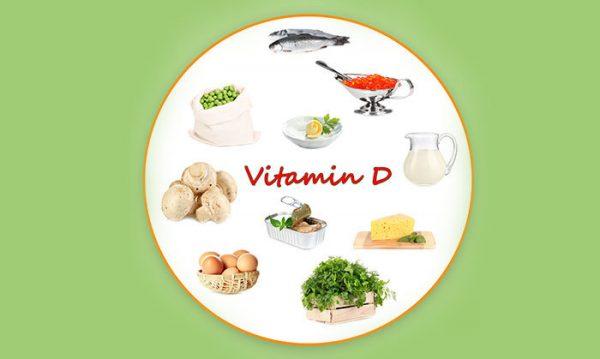 rụng tóc nhiều do thiếu vitamin D