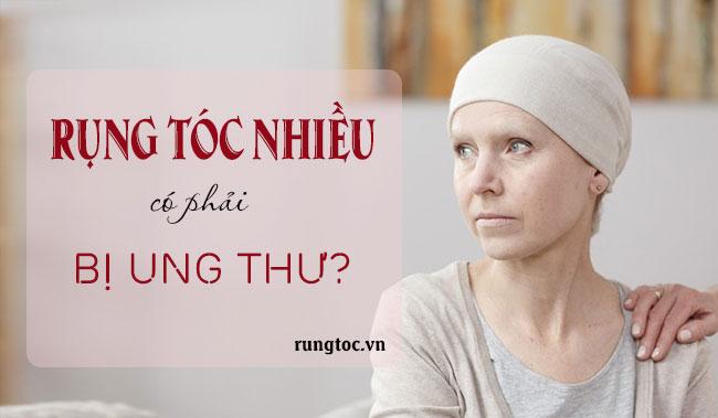 rụng tóc do ung thư