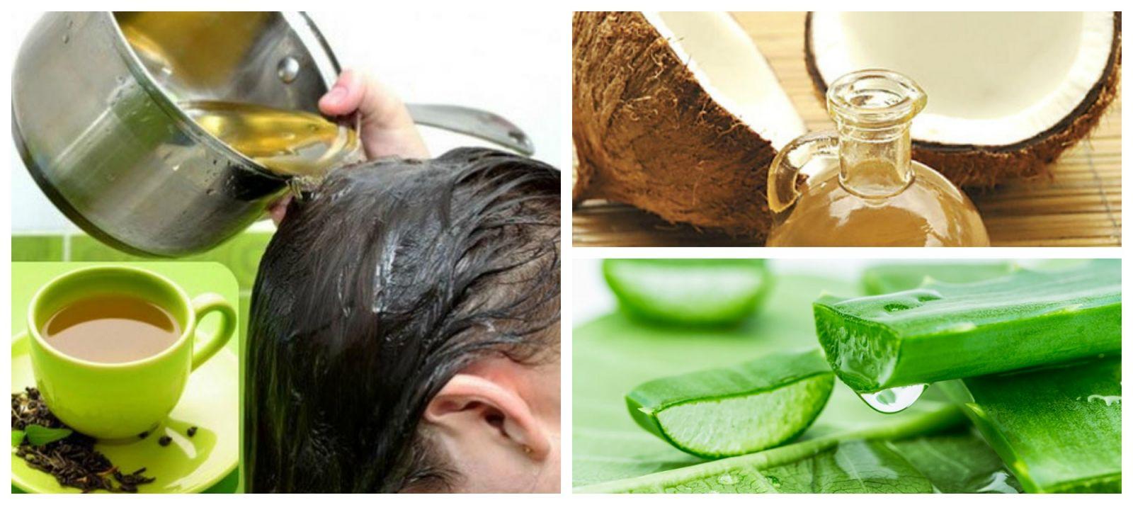 cách chữa rụng tóc