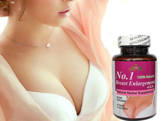 Viên uống Nở Ngực No. 1 Breast Enlargement USA