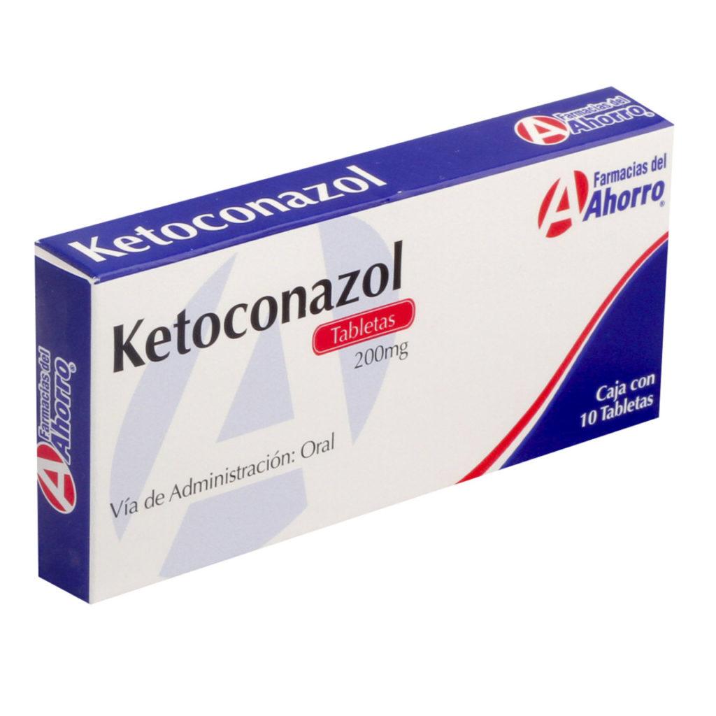 Thuốc chữa nấm da  Ketoconazol