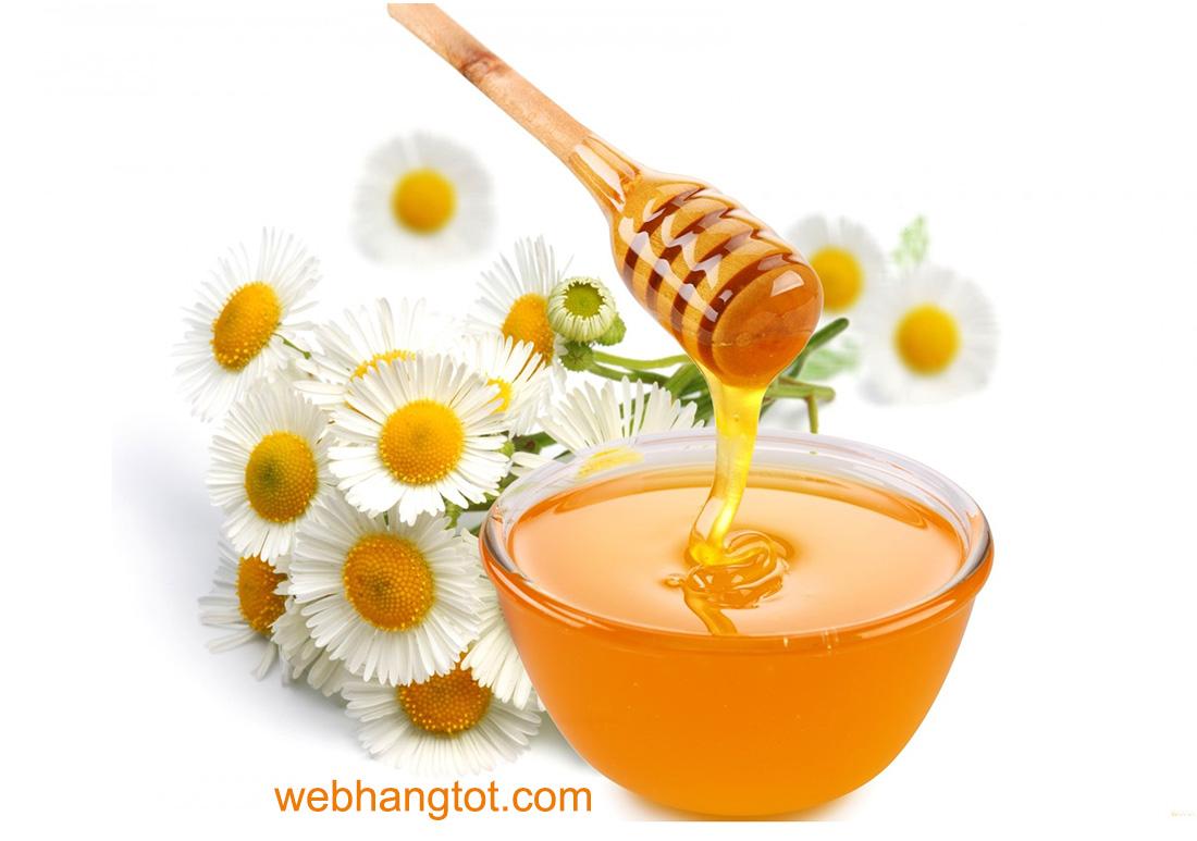 trị nấm da mông bằng mật ong