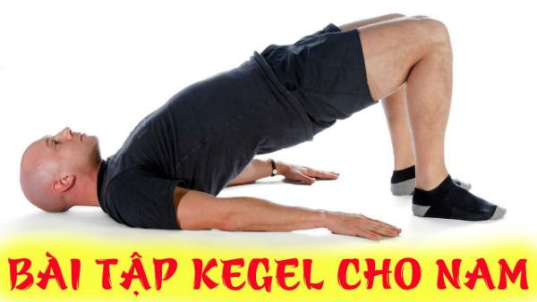 Kegel bài tập trị yếu sinh lý