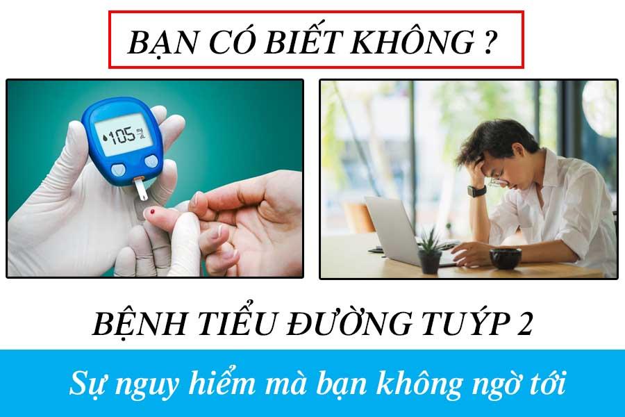 bệnh tiểu đường có nguy hiểm không?
