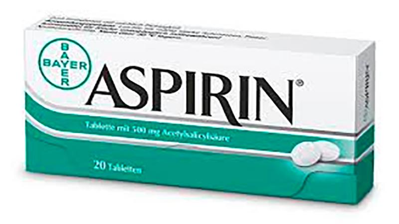 cách làm sạch gàu bằng aspirin