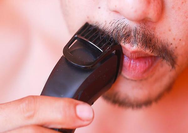 cách tẩy râu cho nam