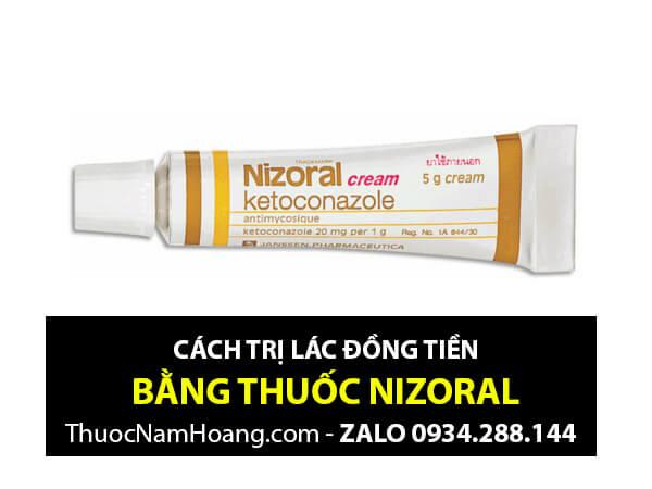 Thuốc trị lác đồng tiền Ketoconazol