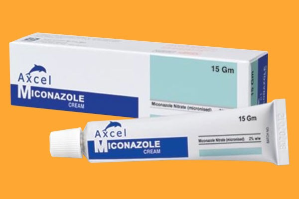 Thuốc Miconazole Cream trị lác đồng tiền