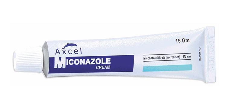 Thuốc tây trị lác đồng tiền Miconazole