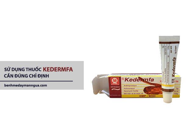 thuốc trị hắc lào Kedermfa
