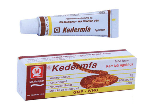 Thuốc Kedermfa có dùng được cho bà bầu không