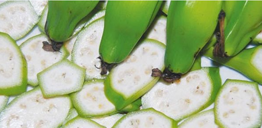 Sử dụng mủ chuối xanh trị lang beng