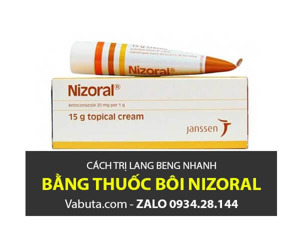 Thuốc trị lang ben Nizoral  có tốt không