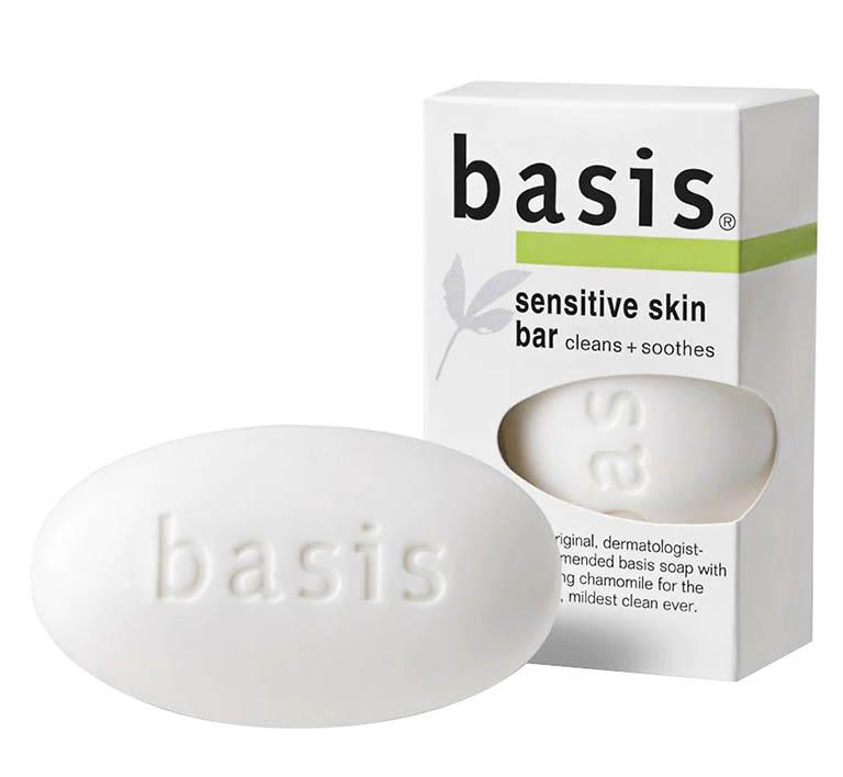 Sữa tắm Basis Sensitive Skin