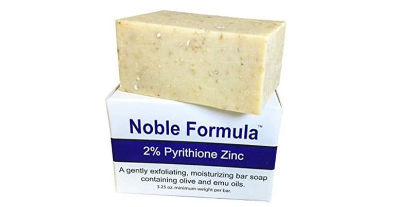 Sữa tắm Pyrithione Zinc (ZnP) 2%