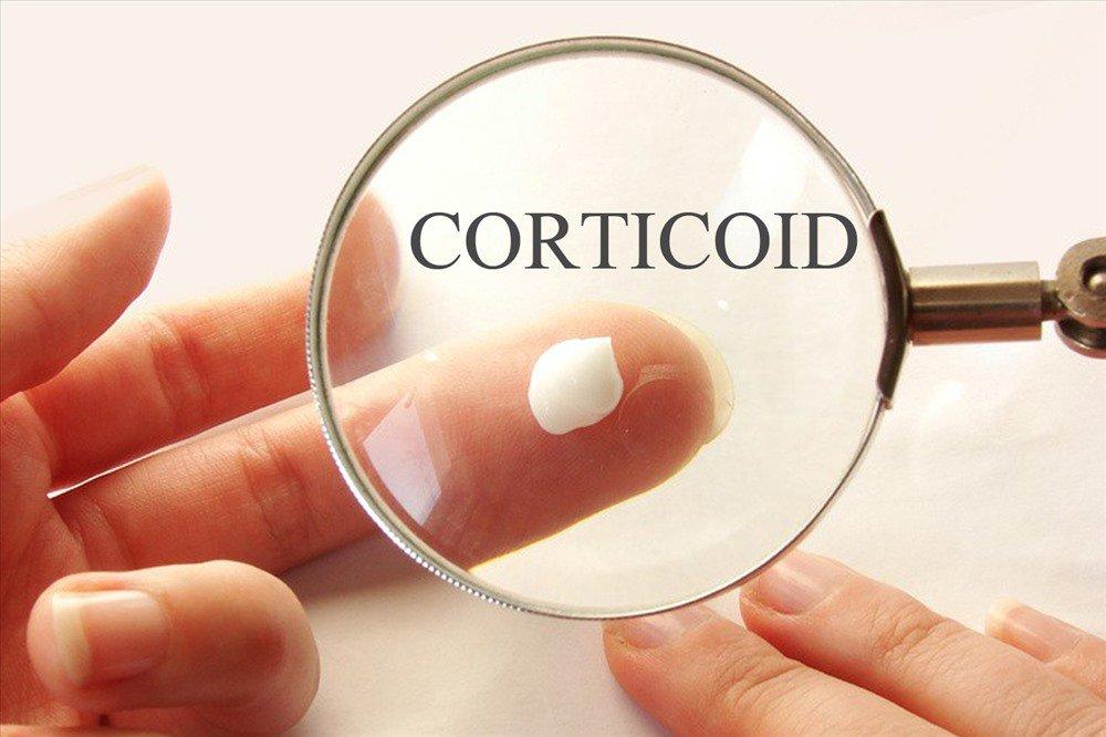 Thuốc bôi chứa Corticoid