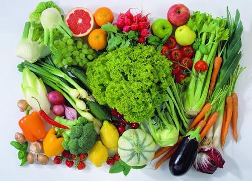 hực phẩm nhiều chất khoáng vi lượng