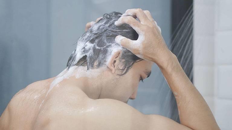 dầu gội chữa bệnh chàm da đầu