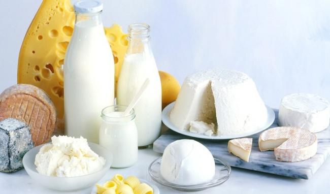 những chế phẩm làm từ sữa cần kiêng
