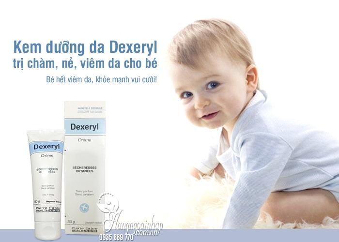 Kem bôi trị chàm sữa Dexeryl có giá bao nhiêu