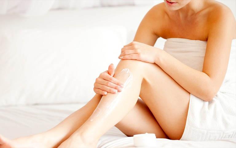 Cách chữa tình trạng ngứa sau khi tắm