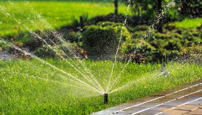 lawn sprinkler system toronto