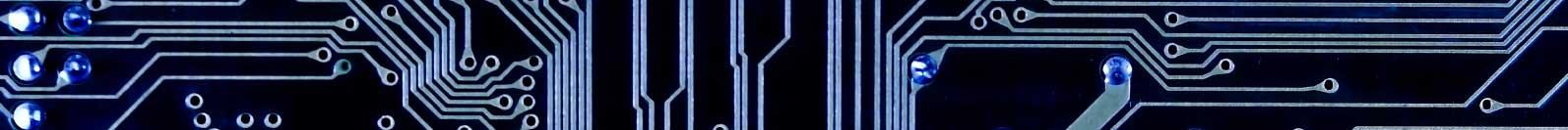 circuit board image banner