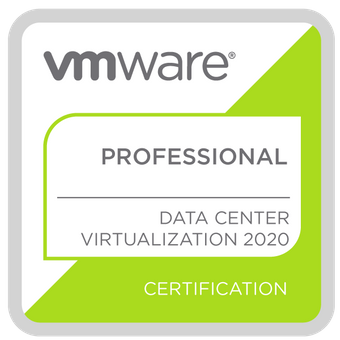 VMware 2020 Certified, Data Center Virtualization, VMware Arkansas, VM Ware