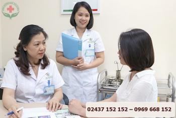 bác sĩ tư vấn viêm lộ tuyến cổ tử cung