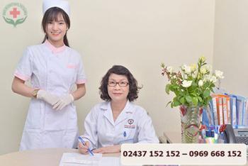 bác sĩ tư vấn điều trị kinh nguyệt không đều
