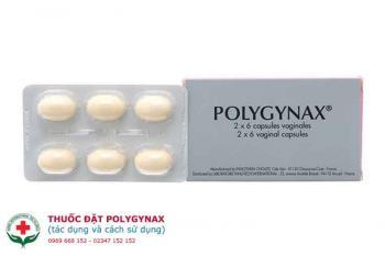 thuốc polygynax có tác dụng gì