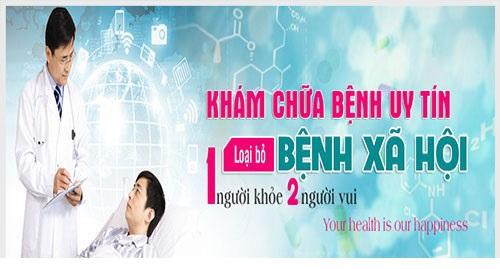 10 Địa chỉ xét nghiệm và khám bệnh xã hội tốt nhất ở Hà Nội