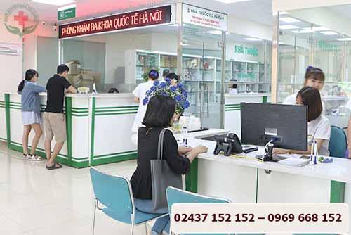 Phòng khám đa khoa quốc tế Hà Nội - Địa chỉ phòng khám phụ khoa uy tín