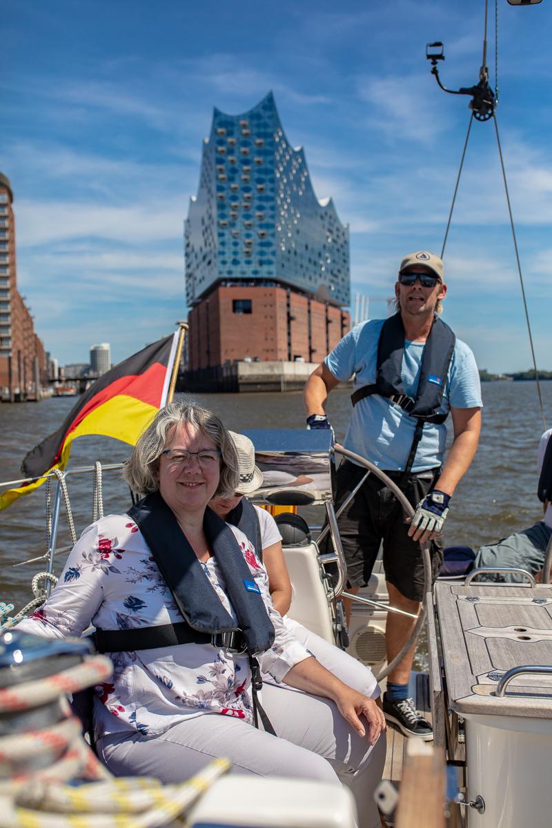 Segeln, Coaching in Hamburg