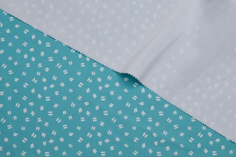 Plain FR Printed Fabric