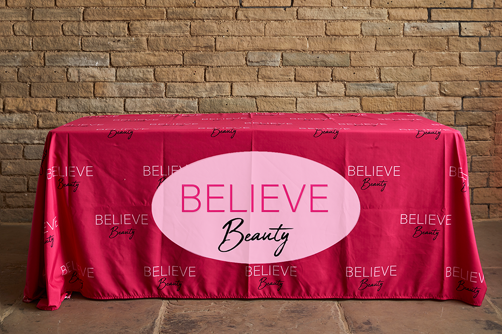 Trade Show and Event Tablecloth
