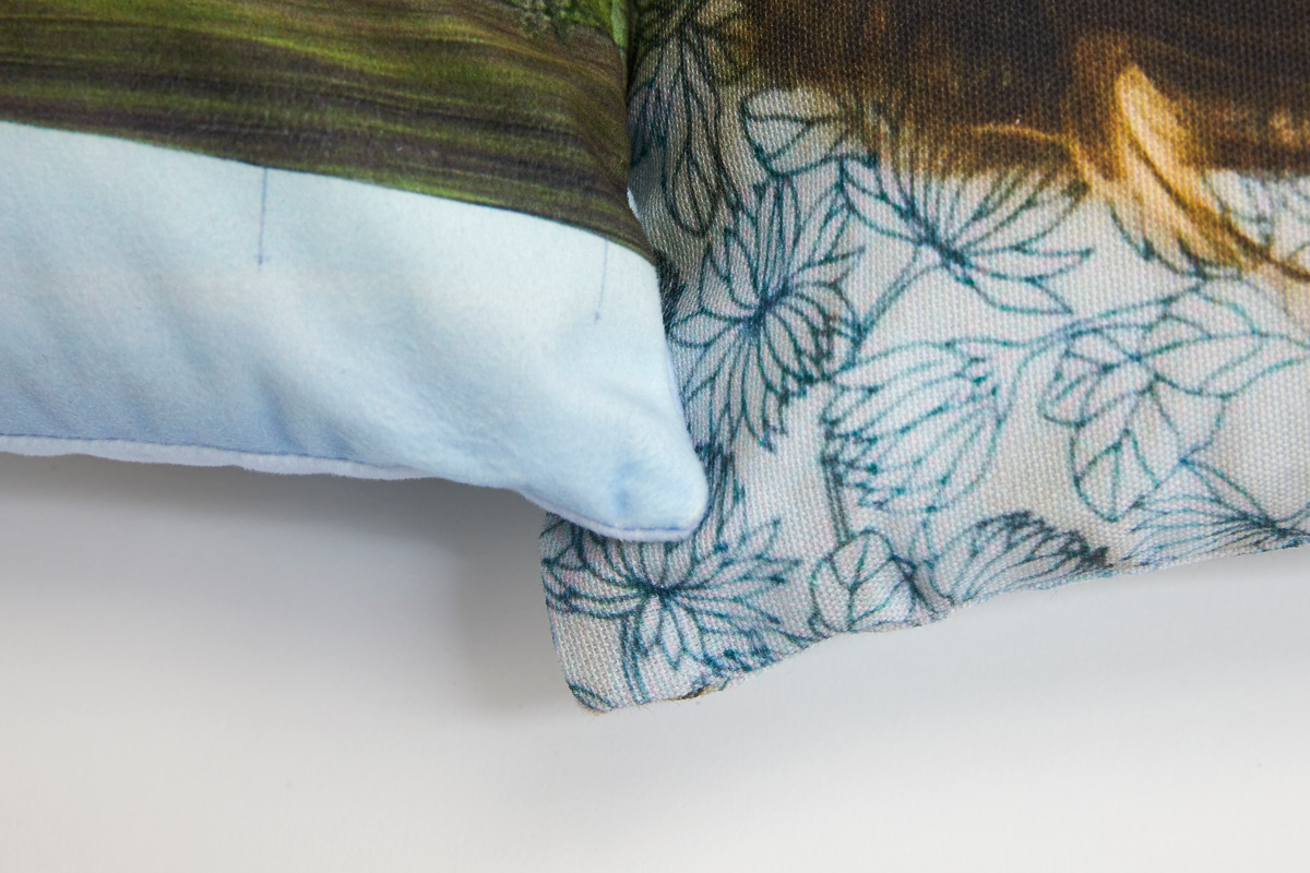 Personalised Printed Cotton Cushions