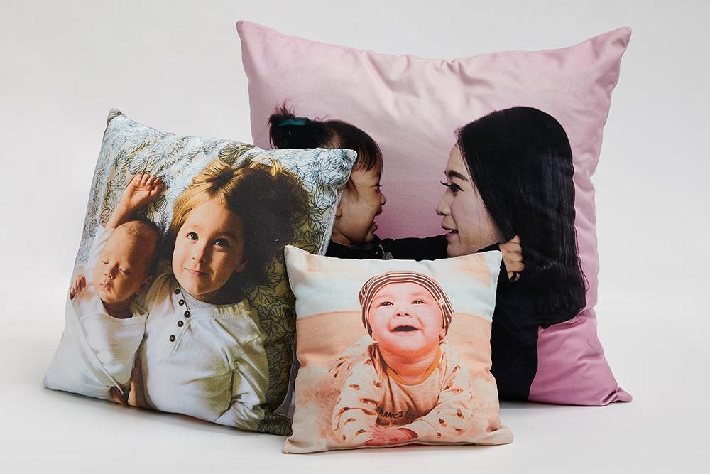 Personalised Photo Cushions
