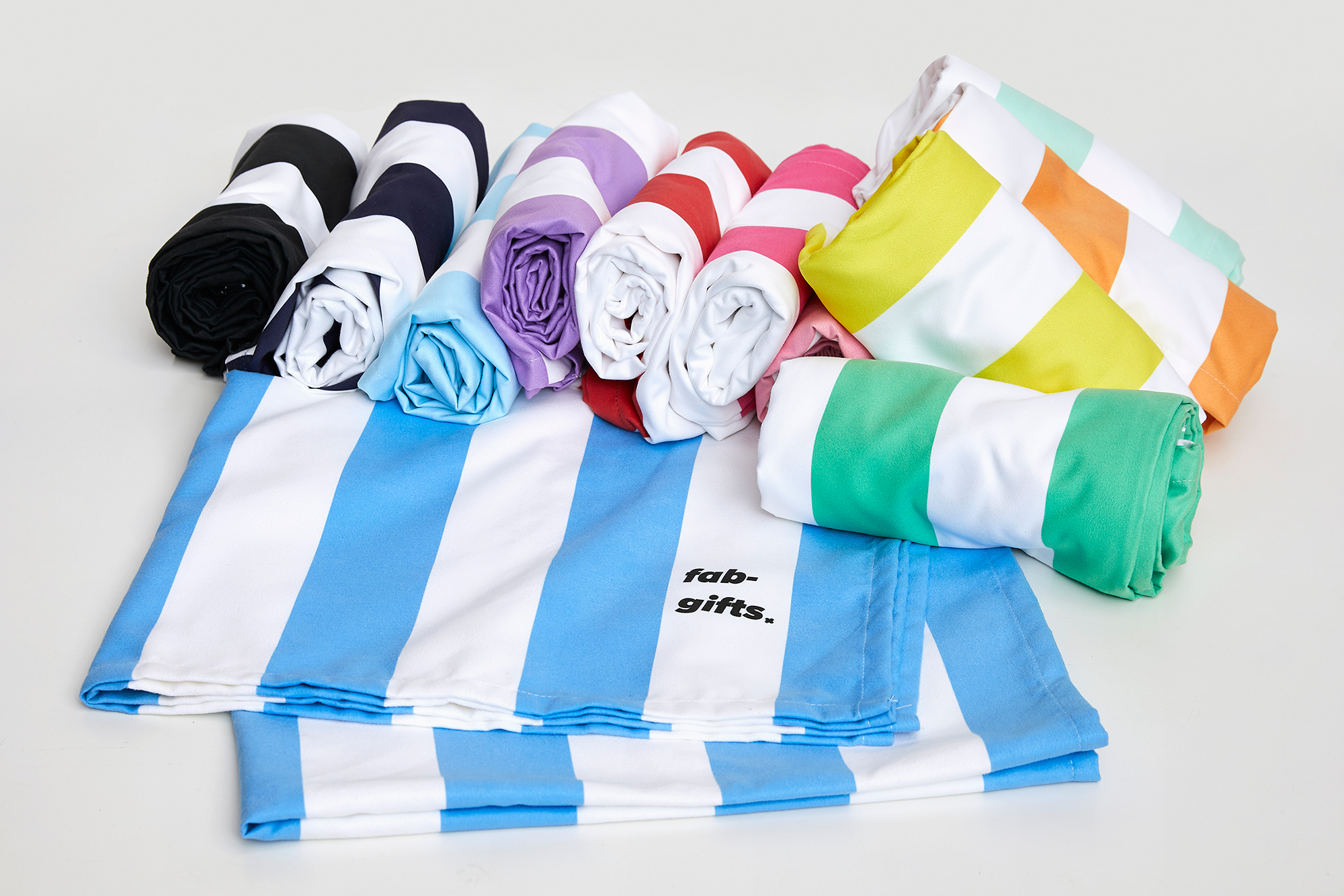 Branded Microfibre and Cotton Towels