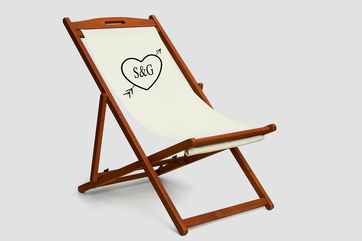 Printed Deck Chair Covers