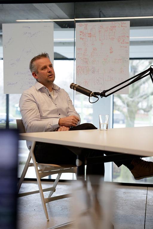 Connexi Podcast - Tom Herrijgers