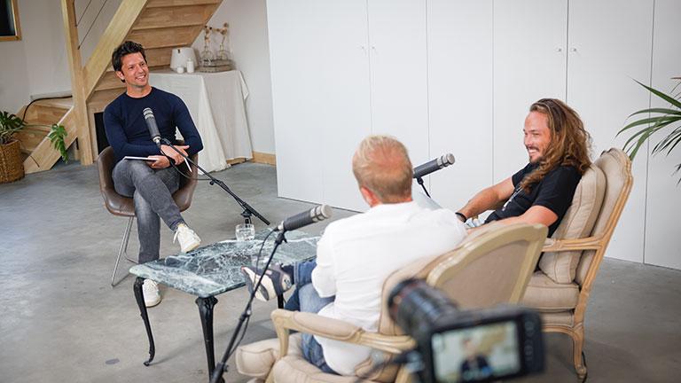 Yuri Vandenbogaerde en Dries Henau - De Jongens