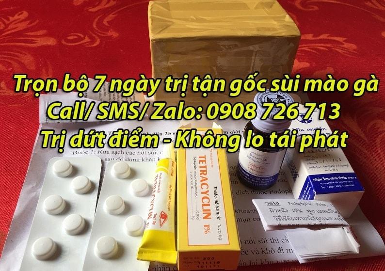 Mua thuốc Podophyllin 25 tại Hà Nội ở đâu