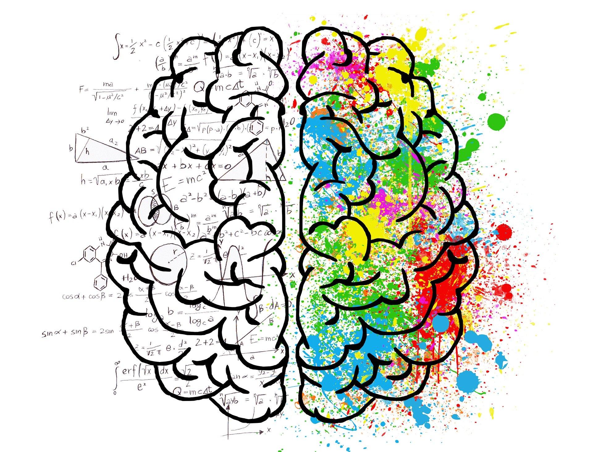 Burnout vermeiden- durch Aktivierung der rechten Gehirnhälfte