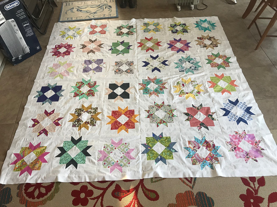 original quilt design