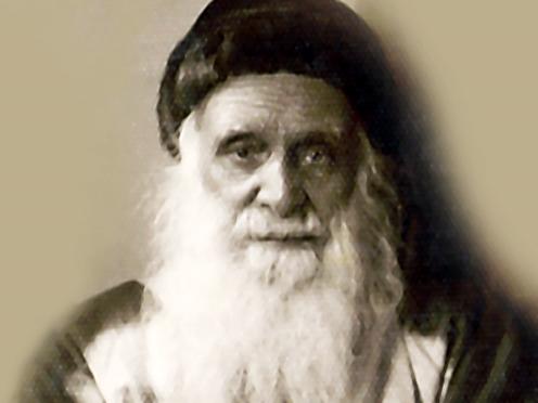 הרב אברהם אמינוב תלמודי
