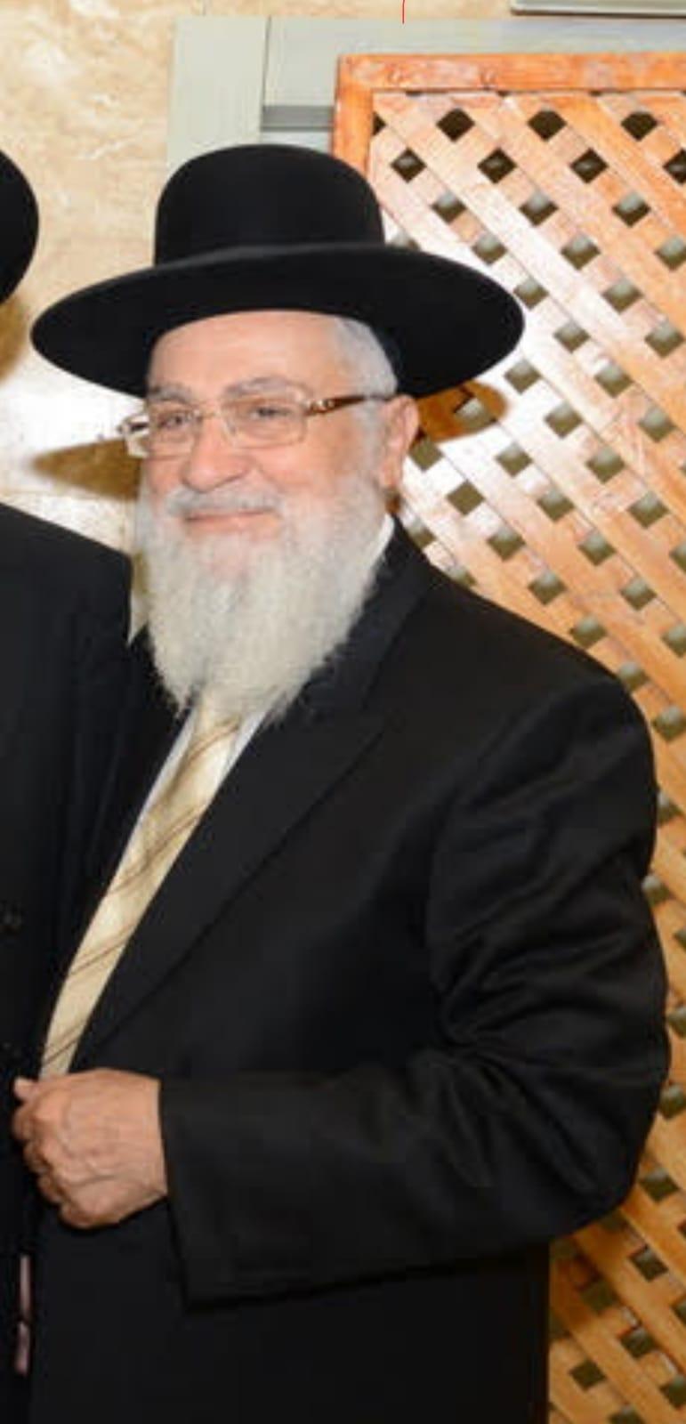 """הרב הצדיק רבי מרדכי רחמינוב זצ""""ל"""