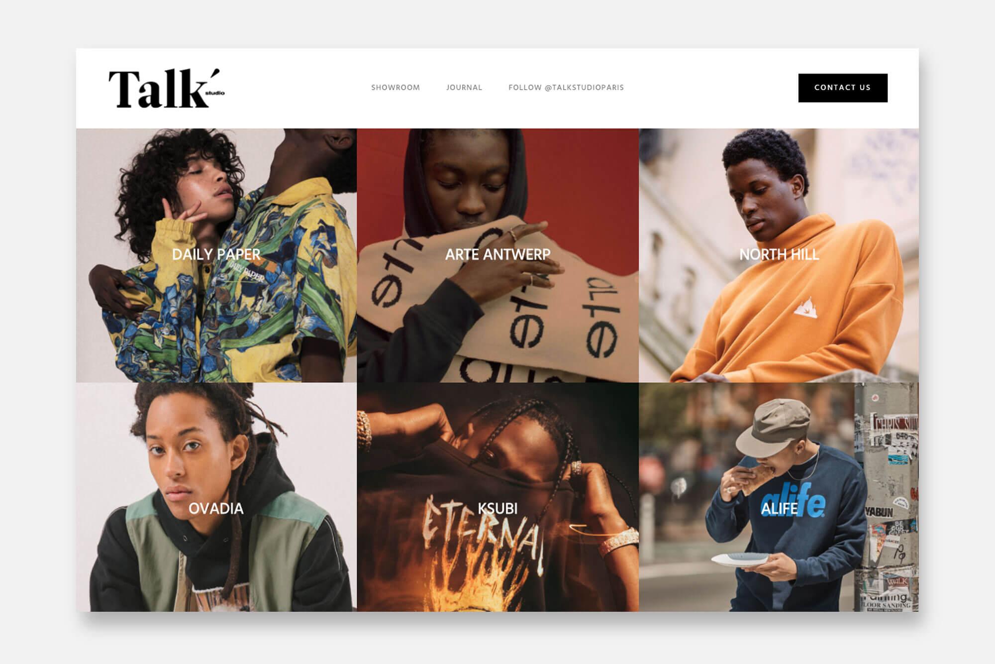 Web design Talk studio