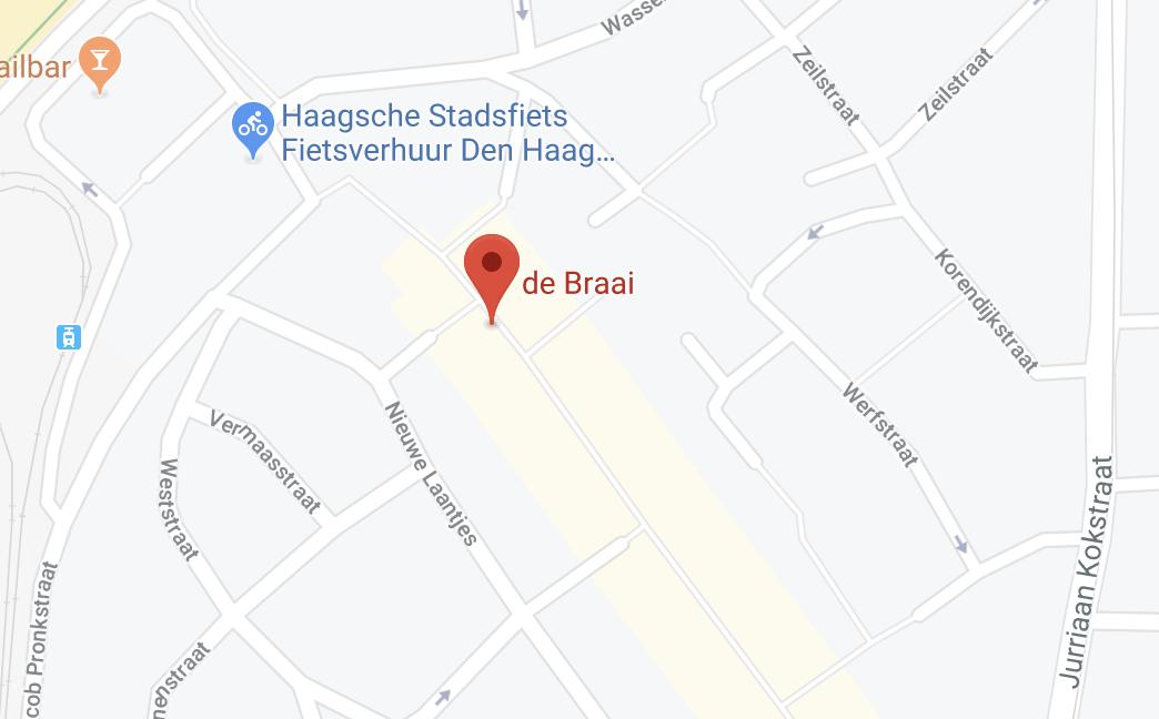 De Braai,Scheveningen