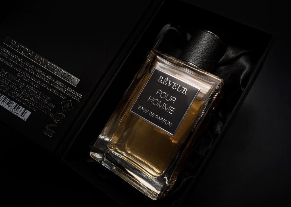 luxury perfume packaging